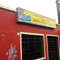 Restaurante y Piqueteadero Casa Vieja en Bogotá