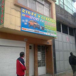 Rines Y Llantas Sport  F X en Bogotá