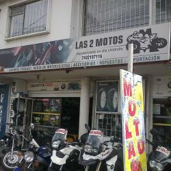 Las 2 Motos en Bogotá