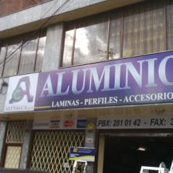 Aluvalca en Bogotá