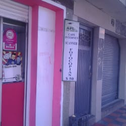 APL Café Internet  en Bogotá