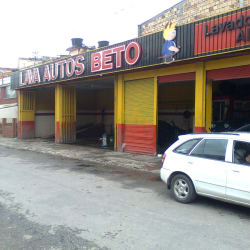 Lava Autos Beto en Bogotá