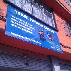 Taller Pintura Express en Bogotá