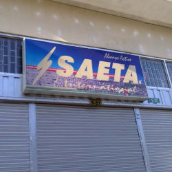 Saeta Sport Centro en Bogotá