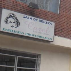 Sala De Belleza Carel Estilistas Profesionales Sucursal 2 en Bogotá