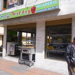 Cerrado Frutería Super Paty en Bogotá