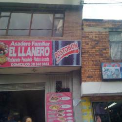 Asadero Familiar el Llanero en Bogotá