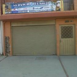 Servicio Técnico Calle 163  en Bogotá