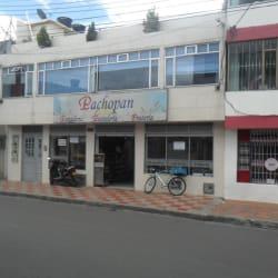 Pacho Pan en Bogotá