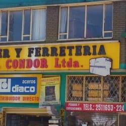 Taller y Ferretería El Cóndor Ltda en Bogotá