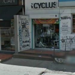 S Cyclus en Bogotá