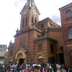 Iglesia del Divino Niño Jesús del 20 de Julio en Bogotá
