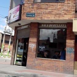 Salón De Belleza Freddy's en Bogotá