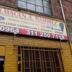 Almacén A. Ramirez en Bogotá