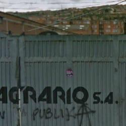 Almagrario Bosa en Bogotá