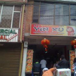 Restaurante Yin Xu en Bogotá