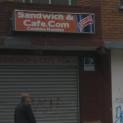 Sandwich & Cafe.Com en Bogotá