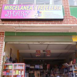 Jhary Miscelanea Y Papelería  en Bogotá
