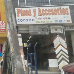 Pisos y Accesorios en Bogotá