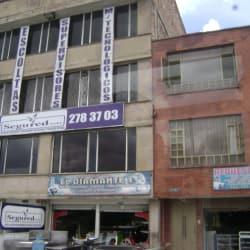 Segured Ltda en Bogotá