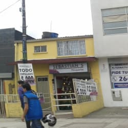 Sebastian's Peluquerías en Bogotá
