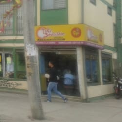 Riki Broaster Chicken's en Bogotá