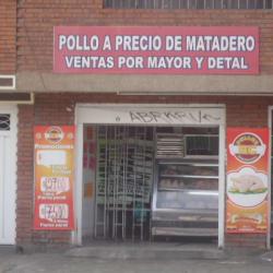 Pollo A Precios De Matadero en Bogotá