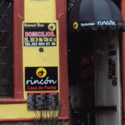 Rincón Casa de la Paella en Bogotá