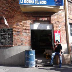 La Esquina del Mono en Bogotá