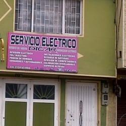 Servicio Eléctrico Dicar en Bogotá