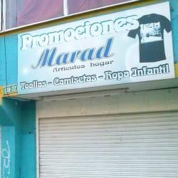Promociones Marad en Bogotá