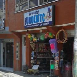 Variedades Euroexito en Bogotá