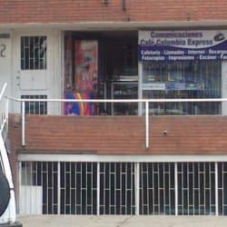 Comunicaciones Café Colombia express  en Bogotá