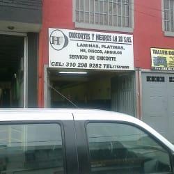 Oxicortes y Hierros La 28 S.A.S en Bogotá