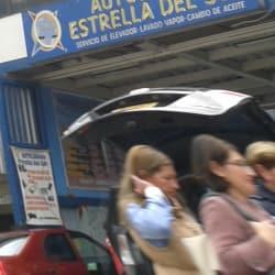 Autolavado Estrella del Sur en Bogotá
