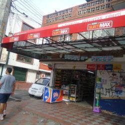 Autoservicio Marquefan Express Afiliado Surtimax en Bogotá