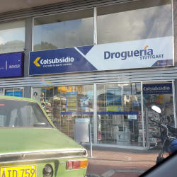 Drogueria Sttutgart en Bogotá