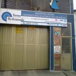 Torno Hydramatic en Bogotá