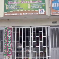 Clínica Veterianaria Giovet en Bogotá