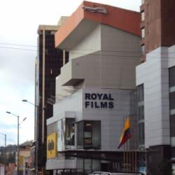Royal Films San Martín en Bogotá