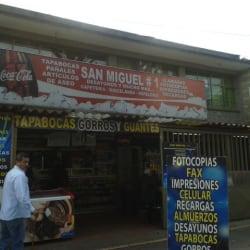 San Miguel # 1 en Bogotá