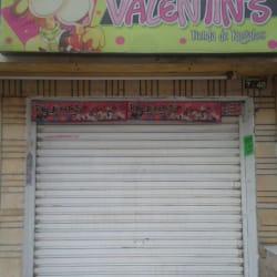 San Valentin's en Bogotá