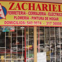 Ferretería Cerrajería y Eléctricos Zacharíel en Bogotá