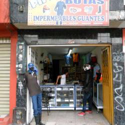 Pipes Overoles y Botas en Bogotá