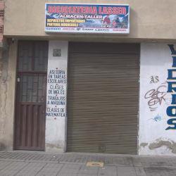 Bicicletería Lasser en Bogotá