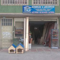 Maderas Y Molduras en Bogotá