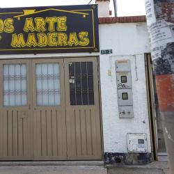 Pisos Arte y Maderas en Bogotá