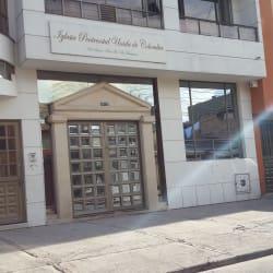 Iglesia Pentecostal Unida de Colombia Calle 161A en Bogotá