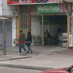 Marko Pastel en Bogotá