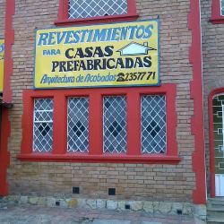 Revestimientos para Casas Prefabricadas en Bogotá